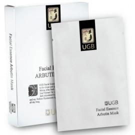 UGB-Facial Essence Arbutin Mask x 8 pcs